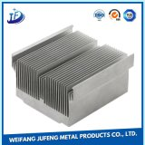 OEM Sheet Forming/Bending/Stamping/Plating Aluminum Alloy Extrusion Profile Heatink Radiator