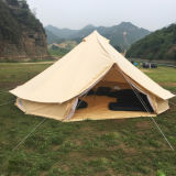 Heavy Duty UK Luxury Glamping Tent Cotton Canvas Bell Tent