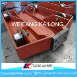 Low Price Sand Boxes, Gray Iron Ductile Iron Pallet Car Product
