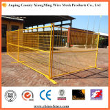 Canadian Temporary Construction Fence with PVC Spraying