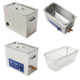 6 Liter Professional Ultrasonic Cleaning Machine / Ultrasonic Cleaner
