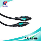 Double Color Toslink Optical Cable