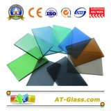 4mm 5mm 6mm Tinted Glass/Tinted Float Glass with Quality Certificates for Window, Building, Door etc