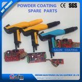 Manual/Automatic Electrostatic Powder Coating/Spray/Paint Gun with PCB and Cascade