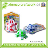 72 Parts Plastic Puzzle Toys with PVC Case Packing