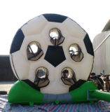 Hot Sale Funny Football Shaqe Items Inflatable Sports Games