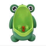 Environmental Protection Cute Frog Potty Training Urinal for Boys