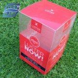 Promotional Foldable Clear PP Plastic Shoe Storage Box
