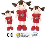 Wholesale Cute Plush Cheap Rag Doll for Girls