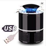 USB Electric Mosquito Killer Lamp LED Bug Zapper Insect Trap