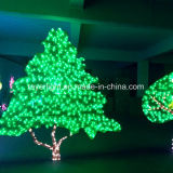 Residential Use 2D LED Motif Lighting Christmas Decoration