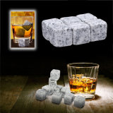 Natural Cocktail Whiskey Stones Sipping Ice Cube Whisky Stone Whisky Rock Cooler Wedding Gift Favor Christmas Bar