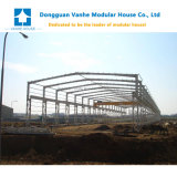 China Cheap Customized Steel Structure Warehouse Prefabricated Workshop
