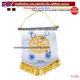 Wholesale Flag Baner Cheap Wall Hanging Football Club Team Custom Mini Flag Pennant (C1118)