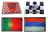 Screen Print Custom Flag Banner with Competitive Price