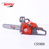 CS5800 High Quality Professional Gasoline Chainsaw with Ce
