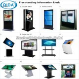 Outdoor Information Kiosks with Promotion LCD Outdoor Touch Screen Enclosures