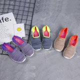 Newest Women Slip-on Breathable Sports Casual Shoes Wholesale Customize (MB7092)