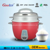 Small Rice Cooker with Steamer Nonstick Coating Inner Pot