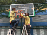 China Best Quality Custom Size Glass/Acrylic Clear Basketball Backboard