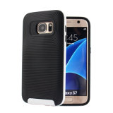 Factory Supply Custom Hybrid Combo Case for Samsung Galaxy S7