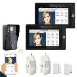 Neweat WiFi Video Door Phone for Wireless Indoor Monitor and Phones