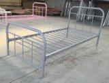 Simple Hot Selling Metal Single Bed Bedroom Home Furniture