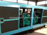 100kw/125kVA Silent Diesel Generator with ATS