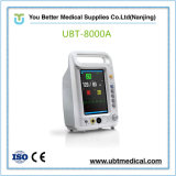 Best Price 4 Standard Parameters 7 Inch High Resolution Color Multi Parameter Patient Monitor