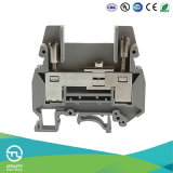 DIN Rail Industrial Distribution Electrical Test Block 2.5mm
