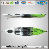 Cheap Single Ocean Fishing Plastic Kayak for Wholesale