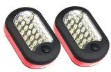 27-LED Ponvey Super Bright LED Work Light/ Portable Magnetic Flashlight
