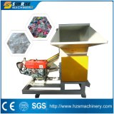 Outside / Inside Use Plastic Bottle Crushing Machinery