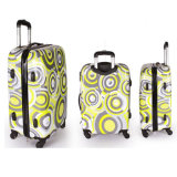 PC Luggage Set with Printing (HTAP-550)