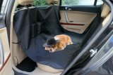 Hammock Durable Fabric Bench Waterproof Pet Seat Cover in Car by 600d