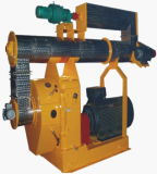 CE TUV Ring Die Wood Biomass Pellet Machine (SZLH320 SZLH420 SZLH508)