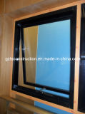 Aluminum Awning Window Double Glazed Window AS/NZS2208 Standard Windows