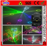 DMX Animation Mini Moving-Head Laser Lighting