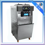 Wheel Mounted Floor Standing 2+1 Mixed Flavors Frozen Yogurt Machine