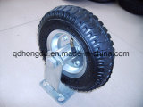U-Shape Steel Structure with Rubber Wheel Castors