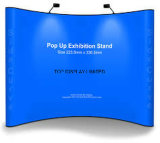 Advertising Printed Pop up Display /Tension Fabric Display