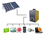 High Efficiency 300W Solar Power System for Home Use
