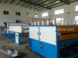 Plastic PP/PE Hollow Grid Sheet Extrusion Production Line