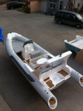 Liya 6.6m Hot Sale Rib Boat with Engine for Sale