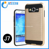 PC+TPU Slim Armor Mobile Phone Case for Samsung J7
