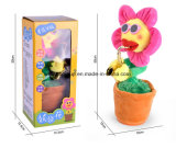 Tik Tok with The Electric Sun Enchanting Flowers Singing Toys