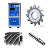 Portable 30kw Milling Cutter Induction Heating Brazing Machine