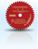 Teflon T. C. T Saw Blade for Wood, MDF