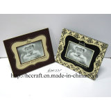 Wooden Silk-Screen Photo Frame for Decoration