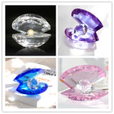 Delicate Home Decoration Crystal Shell Diamond Crystal Mussel
